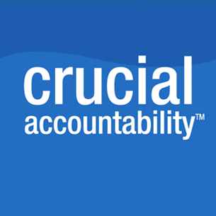 Crucial Accountability training logo
