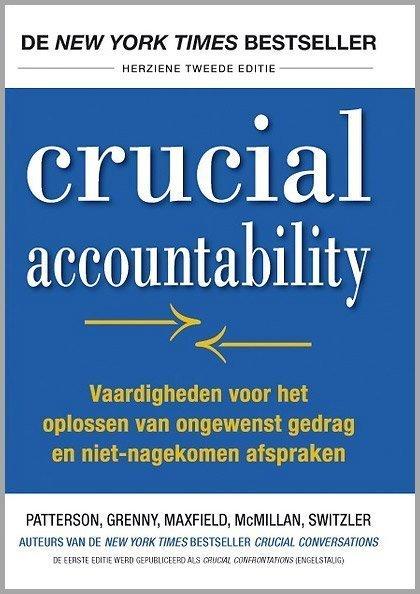 Boek Crucial Accountability