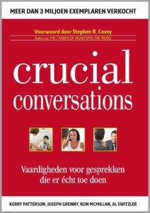 Crucial Conversations boek