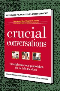 Crucial Conversations boek VitalSmarts