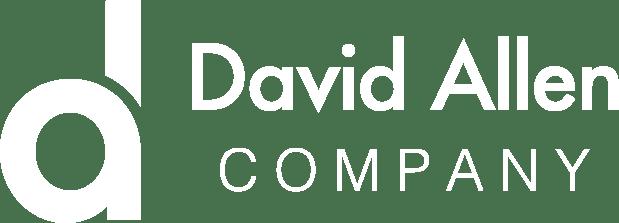 David Allen Company logo wit