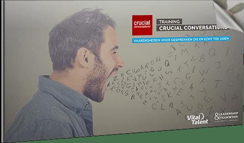 Brochure Crucial Conversations