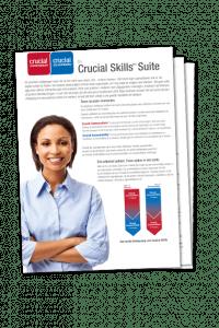 Crucial Skills Suite | VitalTalent