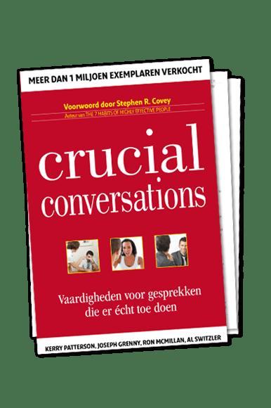 Introductiehoofdstuk Crucial Conversations boek