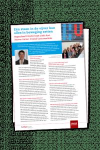 Klantverhaal Hogeschool Utrecht | VitalTalent