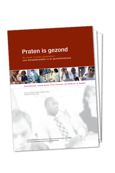 Whitepaper Gezondheidszorg 'Praten is gezond'