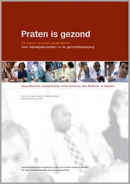 Whitepaper gezondheidszorg | Praten is Gezond
