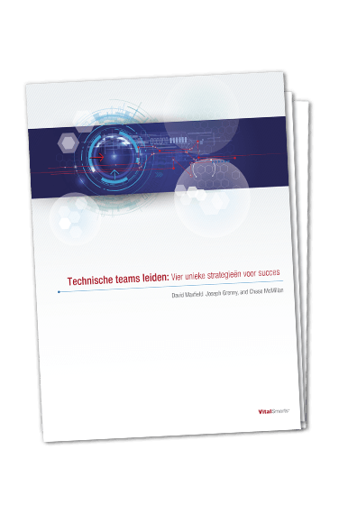 Whitepaper Technische teams leiden | VitalTalent