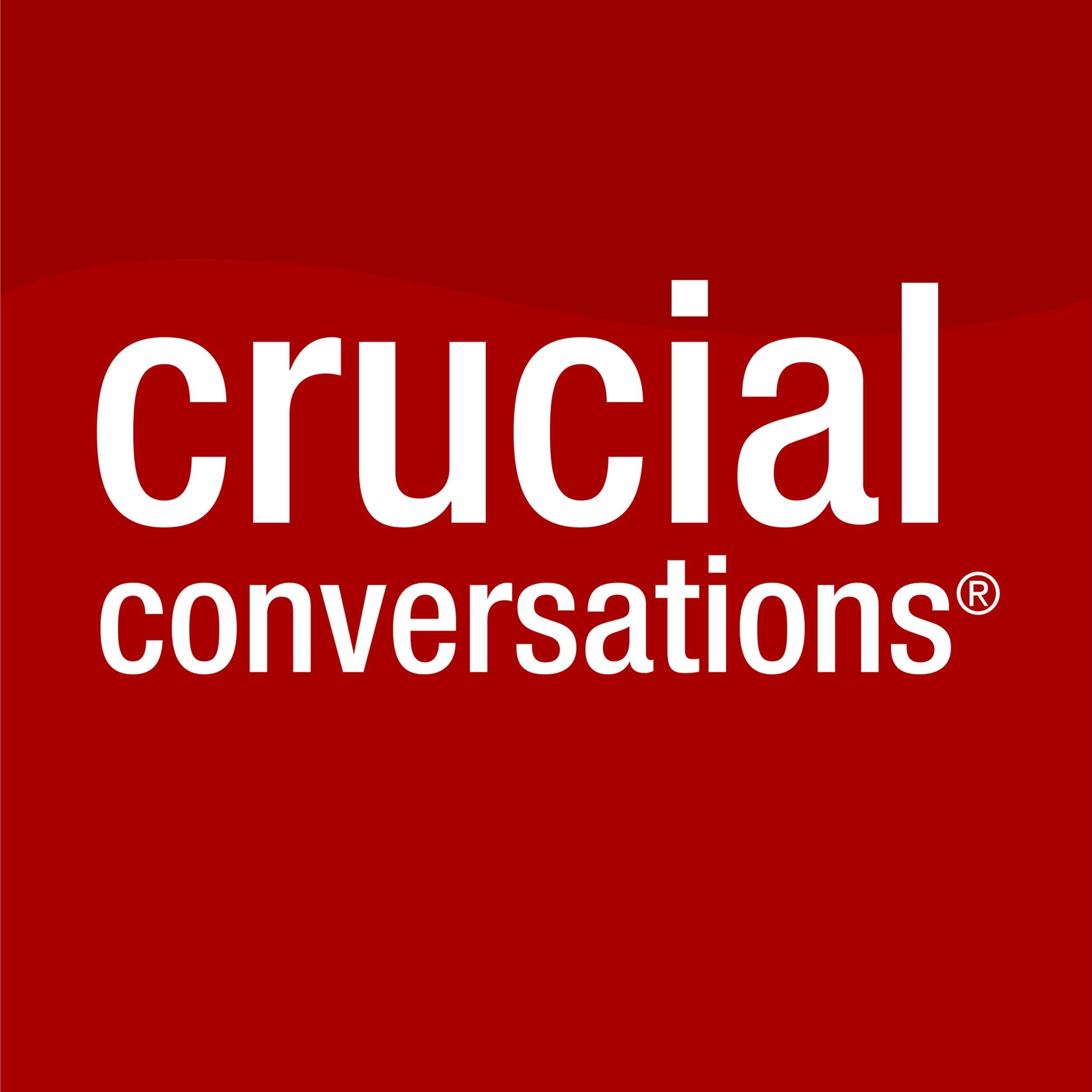 Crucial Conversations Training logo
